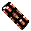 Halloween brown owls  Apple iPhone 5 Hardshell Case View5