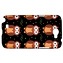 Halloween brown owls  Samsung Galaxy Note 2 Hardshell Case View1