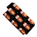 Halloween brown owls  Apple iPhone 5 Hardshell Case (PC+Silicone) View5