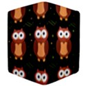 Halloween brown owls  Apple iPad 3/4 Flip Case View4
