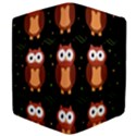 Halloween brown owls  Apple iPad Mini Flip Case View4