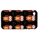 Halloween brown owls  Apple iPhone 4/4S Hardshell Case (PC+Silicone) View1