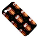 Halloween brown owls  Apple iPhone 4/4S Hardshell Case (PC+Silicone) View5