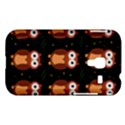 Halloween brown owls  Samsung Galaxy Ace Plus S7500 Hardshell Case View1