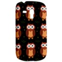 Halloween brown owls  Samsung Galaxy S3 MINI I8190 Hardshell Case View2