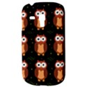 Halloween brown owls  Samsung Galaxy S3 MINI I8190 Hardshell Case View3