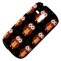 Halloween brown owls  Samsung Galaxy S3 MINI I8190 Hardshell Case View4