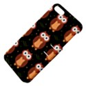 Halloween brown owls  Apple iPhone 5 Hardshell Case with Stand View4