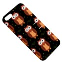 Halloween brown owls  Apple iPhone 5 Hardshell Case with Stand View5