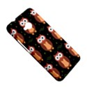 Halloween brown owls  HTC One M7 Hardshell Case View5
