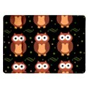 Halloween brown owls  Samsung Galaxy Tab 10.1  P7500 Flip Case View1