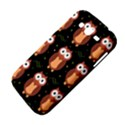 Halloween brown owls  Samsung Galaxy Grand DUOS I9082 Hardshell Case View4