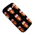 Halloween brown owls  Samsung Galaxy Grand DUOS I9082 Hardshell Case View5