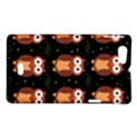 Halloween brown owls  Sony Xperia Miro View1