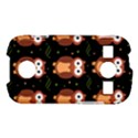 Halloween brown owls  Samsung Galaxy S7710 Xcover 2 Hardshell Case View1