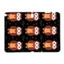 Halloween brown owls  Samsung Galaxy Note 10.1 (P600) Hardshell Case View1