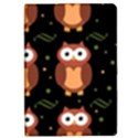 Halloween brown owls  iPad Mini 2 Flip Cases View1