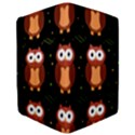 Halloween brown owls  iPad Mini 2 Flip Cases View3