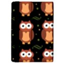 Halloween brown owls  iPad Air 2 Flip View4