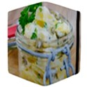 Potato salad in a jar on wooden Apple iPad Mini Flip Case View4