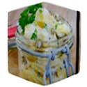 Potato salad in a jar on wooden Samsung Galaxy Tab 10.1  P7500 Flip Case View4