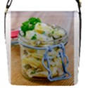 Potato salad in a jar on wooden Flap Covers (S)  View1