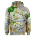 Potato salad in a jar on wooden Men s Pullover Hoodie View1
