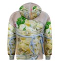 Potato salad in a jar on wooden Men s Pullover Hoodie View2