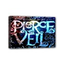 Pierce The Veil Quote Galaxy Nebula Mini Canvas 6  x 4  View1