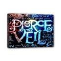 Pierce The Veil Quote Galaxy Nebula Mini Canvas 7  x 5  View1
