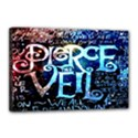 Pierce The Veil Quote Galaxy Nebula Canvas 18  x 12  View1