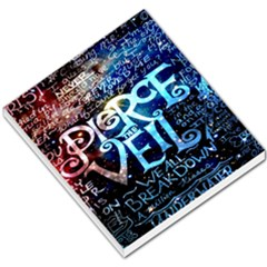 Pierce The Veil Quote Galaxy Nebula Small Memo Pads