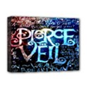 Pierce The Veil Quote Galaxy Nebula Deluxe Canvas 16  x 12   View1
