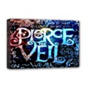 Pierce The Veil Quote Galaxy Nebula Deluxe Canvas 18  x 12   View1