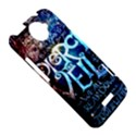Pierce The Veil Quote Galaxy Nebula HTC One X Hardshell Case  View5