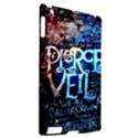 Pierce The Veil Quote Galaxy Nebula Apple iPad 2 Hardshell Case (Compatible with Smart Cover) View2