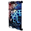 Pierce The Veil Quote Galaxy Nebula Apple iPad 2 Hardshell Case (Compatible with Smart Cover) View3