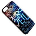 Pierce The Veil Quote Galaxy Nebula Apple iPhone 5 Classic Hardshell Case View5