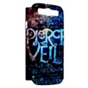 Pierce The Veil Quote Galaxy Nebula Samsung Galaxy S III Hardshell Case (PC+Silicone) View2