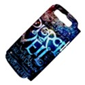 Pierce The Veil Quote Galaxy Nebula Samsung Galaxy S III Hardshell Case (PC+Silicone) View4