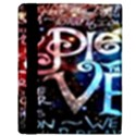 Pierce The Veil Quote Galaxy Nebula Apple iPad 2 Flip Case View3
