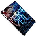 Pierce The Veil Quote Galaxy Nebula Apple iPad Mini Hardshell Case View5