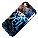 Pierce The Veil Quote Galaxy Nebula Apple iPhone 4/4S Hardshell Case (PC+Silicone) View4