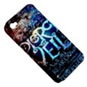 Pierce The Veil Quote Galaxy Nebula Apple iPhone 4/4S Hardshell Case (PC+Silicone) View5