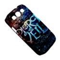 Pierce The Veil Quote Galaxy Nebula Samsung Galaxy S III Classic Hardshell Case (PC+Silicone) View5