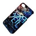 Pierce The Veil Quote Galaxy Nebula Apple iPhone 4/4S Hardshell Case with Stand View4