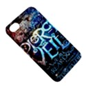 Pierce The Veil Quote Galaxy Nebula Apple iPhone 4/4S Hardshell Case with Stand View5