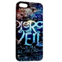 Pierce The Veil Quote Galaxy Nebula Apple iPhone 5 Hardshell Case with Stand View2