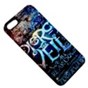 Pierce The Veil Quote Galaxy Nebula Apple iPhone 5 Hardshell Case with Stand View5
