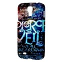 Pierce The Veil Quote Galaxy Nebula Samsung Galaxy S4 I9500/I9505 Hardshell Case View3